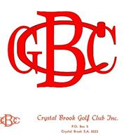 Crystal Brook Golf Club logo