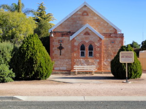 St Silas Anglican