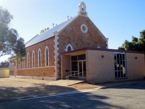 Uniiting Church