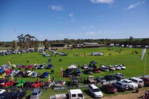 Ute Muster at the Crystal Brook Show